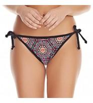 Zeta slip con fiocco - tie side bikini brief Freya art. 4488