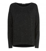 Lurex Knit Pullover Wolford