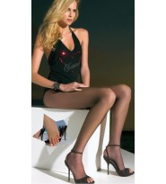 Collant Spuntato Tropea - Toe less Tights Trasparenze 8 den