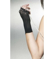 Guanti Spuntati Ares - Fingerless Gloves Trasparenze