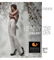Benny collant cotone coprenti - cotton tights Gaetano Cazzola 150 den