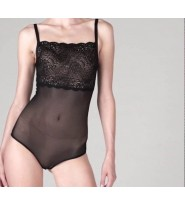 Body shape e control leggero - Tulle lace Forming Body Wolford art.79112
